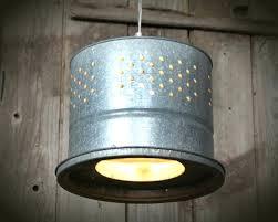 unique lighting fixtures cheap. Unique Lighting Fixtures Cheap Minnow Bucket Original Buckets D Into Hanging Light Lowes H