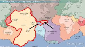 what is the ring of fire definition facts location lesson transcript study com