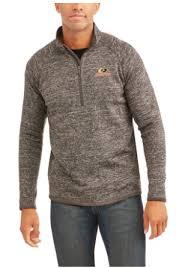 Walmart : Men\u0027s Quarter Zip Sweater Fleece for $8.00 (Reg $15.94)+ Free Store Pickup!