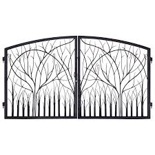 Small Picture Iron Gates Entrance Nature Design GI1401 ArtFactorycom House