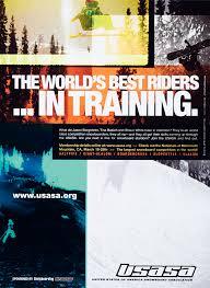 United states amateur snowboard association