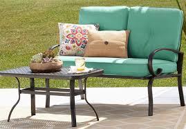 < image 1 of 3 >. Kohl S Sonoma Patio Loveseat Coffee Table Just 111 98 Free Pickup Reg 400
