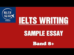 ielts writing sample advertising  ielts writing sample advertising