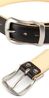 thick leather cowhide leather snake leather men s belt thickness 45 mm kc s keysiise