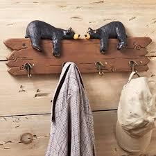 Bear Coat Rack Lazy Lovers Black Bear Coat Rack Walmart 14