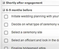 wedding checklist templates wedding planning checklist budget planner mywedding com