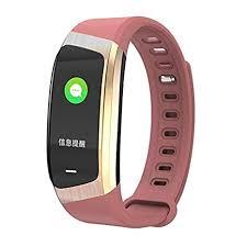 Smart Bracelet Smart Wristbands <b>E18</b> Mens 0.96 inch HD <b>Color</b> ...