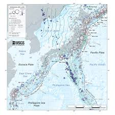 Japan's scientists had forecast a smaller earthquake would strike the northern region of honshu, the country's main island. List Of Earthquakes In Japan Wikipedia