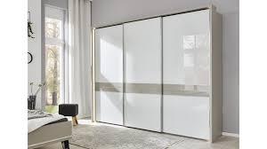 Interliving Schlafzimmer Serie 1009 Schwebetürenschrank Weiße