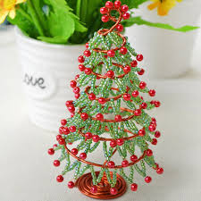 How to Make Christmas Tree Ornament for Desk Decoration: 7 Steps