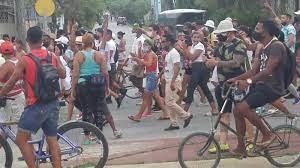 Cuba protests: More than 500 people ...