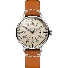 hammond co by patrick grant men s aviation watch tan hammond co by patrick grant men s aviation watch tan leather strap debenhams