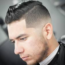 Mens Comb Over Hairstyle 21 Medium Length Hairstyles For Men Mens Hairstyle Trends
