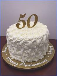 50th Anniversary Sheet Cake Decorating Ideas Luxury 50th Wedding