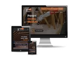 Website Design Charlottesville Va Virginia Foam Portfolio Featured 828 Marketing Web Design