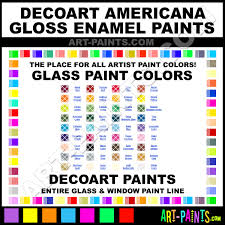 True Blue Paint Color True Blue Americana Gloss Enamels Stained Glass And Window Paints