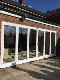 French Door Opening Window And French Door Into A Bifold