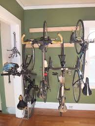 Bike hanger for apartment Stand Picture Of Dimensions Are The Key Instructables Bike Rack Bike Storage For The Home Or Apartment Steps with