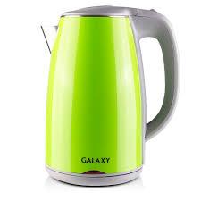 <b>Чайник</b> с двойными стенками <b>GALAXY GL0307</b> (зеленый ...