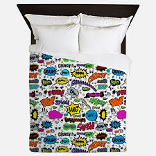 Amusing Vintage Comic Book Bedding 33 For Your Queen Size Duvet Cover with  Vintage Comic Book Bedding