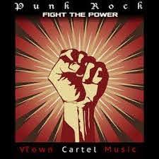 David Baldwin & Pat Carpenter: Punk Rock: Fight the Power - Music Streaming  - Listen on Deezer