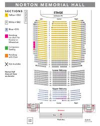 Opera Company Facilities