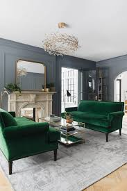 Green And Gray Interior Design 40 Grey Living Room Ideas 2020 To Channel Experiments