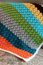 Free Crochet Blanket Patterns Stunning Free Crochet Throw Patterns DIY Goodness EverythingEtsy
