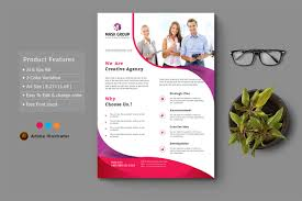 Meeting Corporate Flyer Template Makiplace