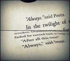 Harry Potter Always Quote Mesmerizing Quotes Harry Potter Fandom