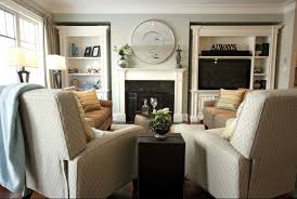 Two Sofa Living Room Design Living Room With Two Recliners Two Couches Home Inspiration