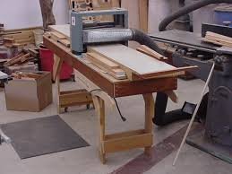 table planer. planer table