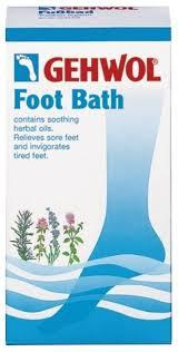 Gehwol <b>Ванна для ног</b> FuBbad — купить по выгодной цене на ...