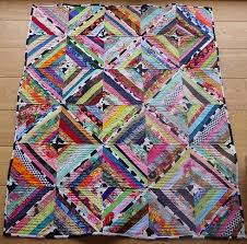 160 best LITTLE ISLAND QUILTING images on Pinterest | Jelly rolls ... & String quilt by Little Island Quilting, via Flickr Adamdwight.com