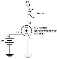 how to build an n channel mosfet switch circuit n channel mosfet circuit