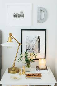 bedside table accessories. Plain Accessories Easy Tips On How To Style Your Nightstand And Create A Warm Vignette In Any  Bedroom Throughout Bedside Table Accessories T