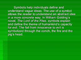 symbolism essay examples co symbolism essay examples