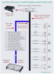 infinity stock stereo wiring diagram wiring diagram infinity speaker wiring diagram wiring diagram infinity stereo wiring diagram 1998 jeep wiring diagram perf ce