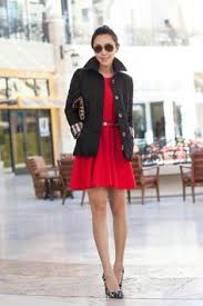Burberry Brit 'Copford' Quilted Jacket,holiday dress, red holiday ... & Gorgeous Party Dress Styles for the Holidays. Burberry JacketBurberry ... Adamdwight.com