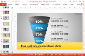 Powerpoint Funnel Chart Template Funnel Chart Jpg Fppt
