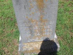 Goldie Kendrick Cartwright (1882-1920) - Find A Grave Memorial