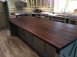 walnut butcher block countertops ikea