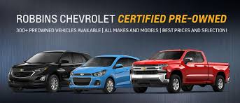 Robbins Chevrolet in Humble, TX | Your Atascocita & New Caney ...