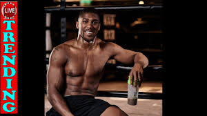 Image result for Anthony Joshua lost weight