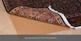 no slip rug pads gta rug pads new way carpet cleaning