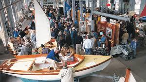 maine boatbuilders show photo by joe devenney