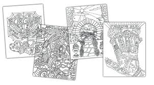 Forgiveness Coloring Pages Sample Pages From Forgiveness Coloring