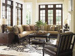 Tommy Bahama Living Room Furniture Island Traditions Westbury Sectional Lexington Home Brands