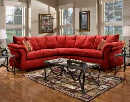 affordable furniture sensations red brick sofa. Sectional- $659.00. Ottoman- $219.00. Black Or Red Affordable Furniture Sensations Brick Sofa S