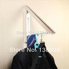Folding Coat Racks Free Shipping Home Furniture fashion wall hanger folding drying rack 73